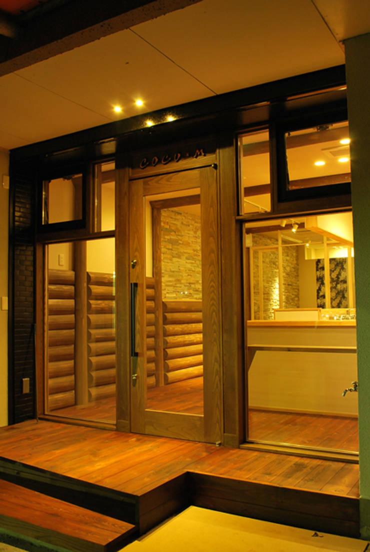 COCO*M: 西川真悟建築設計が手掛けた家です。