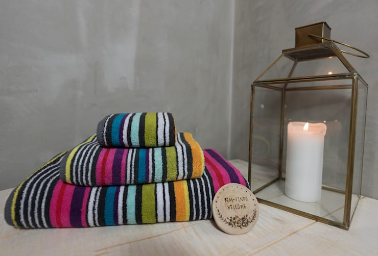 Graccioza Collection: 2016 products: Casa de banho  por Sorema