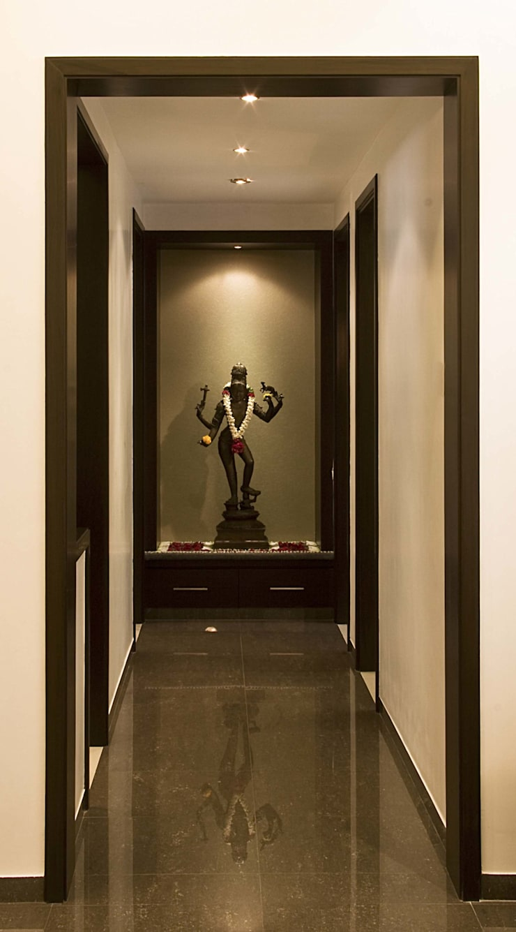 Show flat:  Corridor & hallway by Cubism