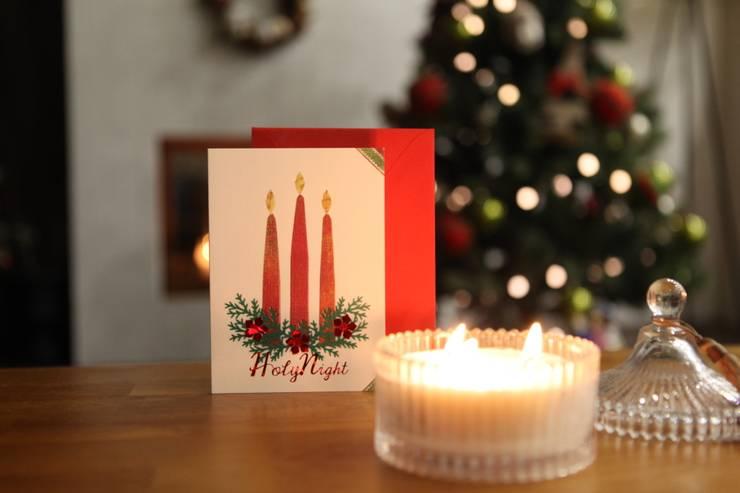 christmas card : harvesters의  가정 용품