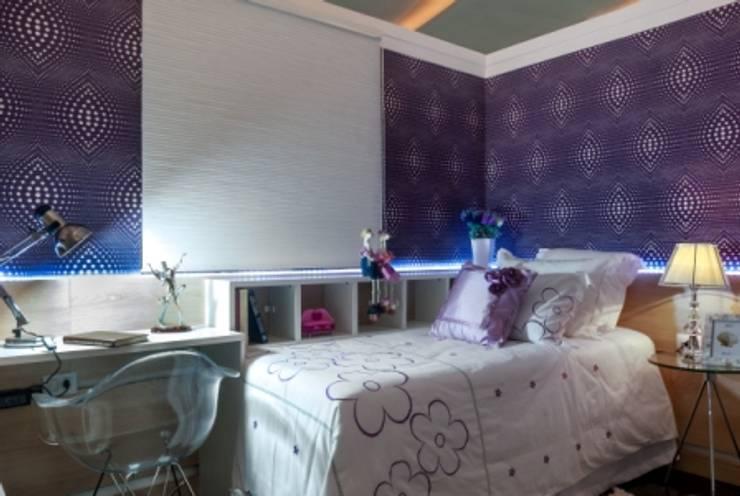Quarto de Menina Quartos modernos por Nilda Merici Interior Design Moderno