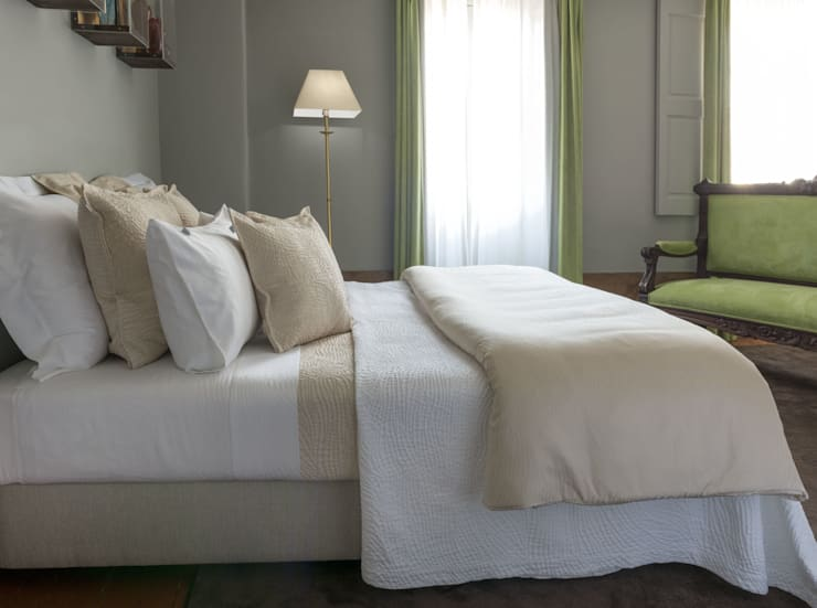 Savanne Collection: Quarto  por Isadora Paris