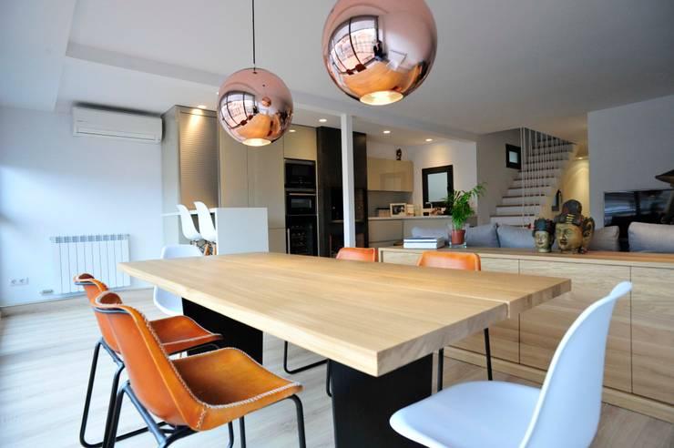 ห้องทานข้าว by BONBA studio