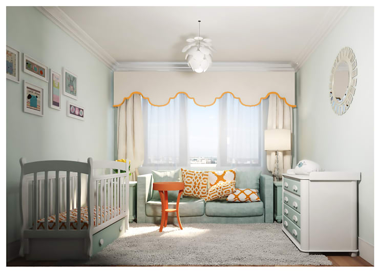 Nursery/kid's room by Alexander Krivov