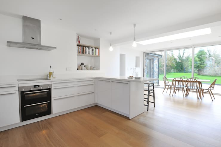 Keuken door JAMIE FALLA ARCHITECTURE