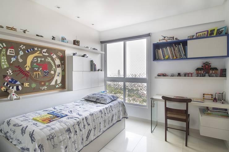Residência T|R Quarto infantil moderno por VZ Arquitetas Moderno