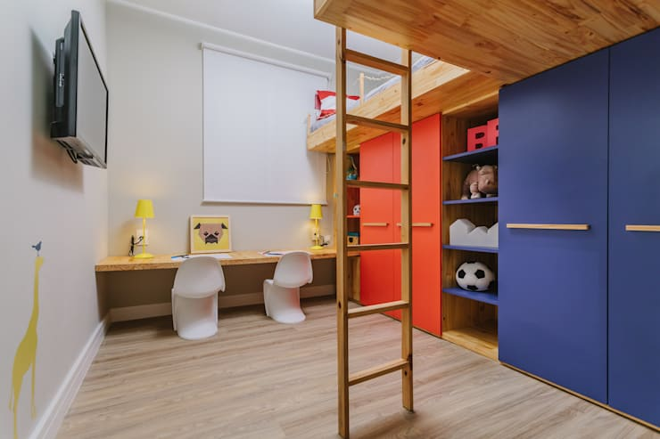 Kinderkamer door STUDIO LN