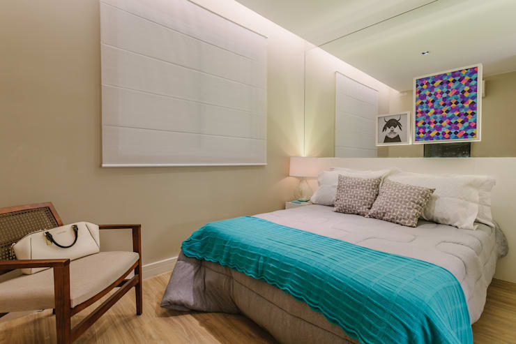 moderne Slaapkamer door STUDIO LN