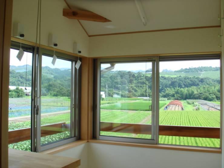 五條の家Ⅱ: 株式会社 atelier waonが手掛けた和室です。,モダン