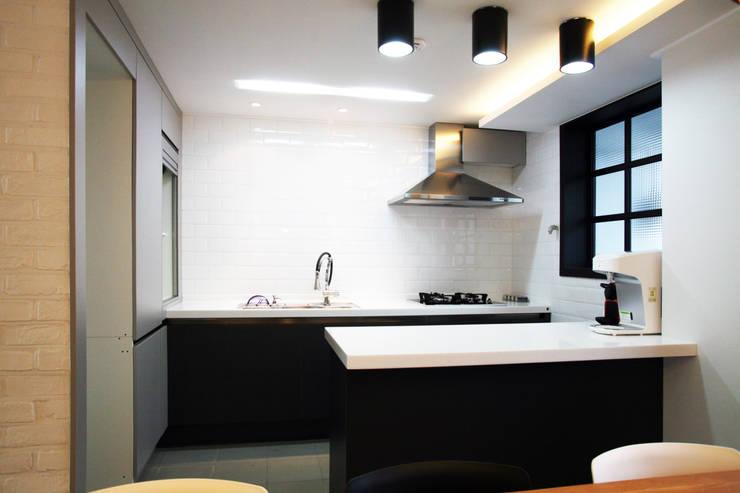 Kitchen by dezainsoul