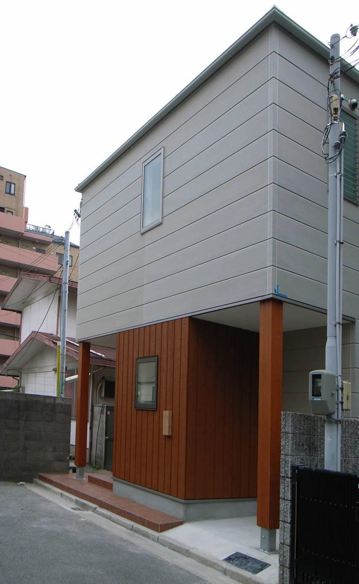 平野の家: 株式会社 atelier waonが手掛けた家です。,