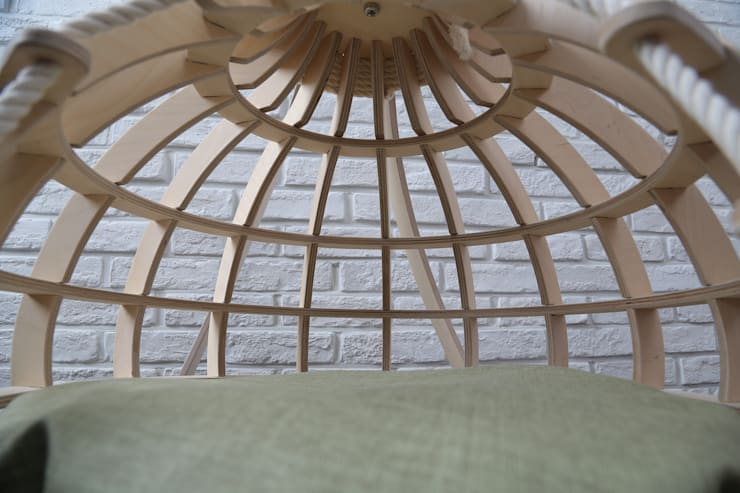 호박 스윙 하우스: 가또블랑코의 스칸디나비아 사람 ,북유럽