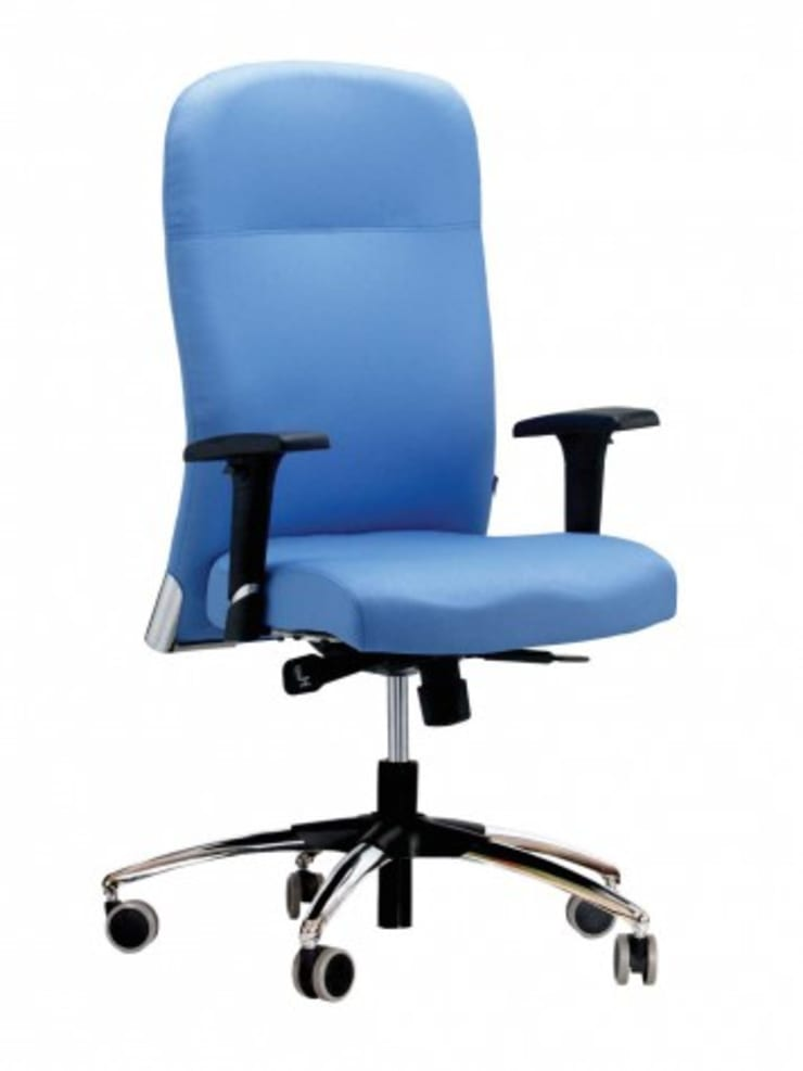 OFFICE CHAIRS:  Study/office by BRIDGE MARKETING
