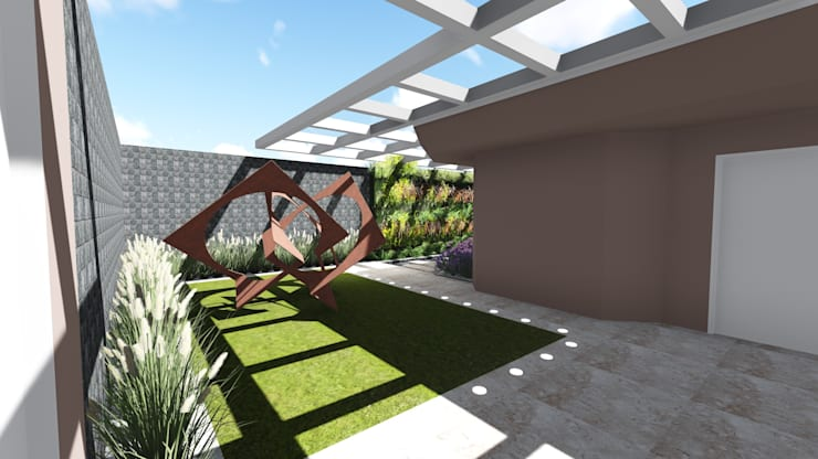 Entrada: Jardins  por Studio²
