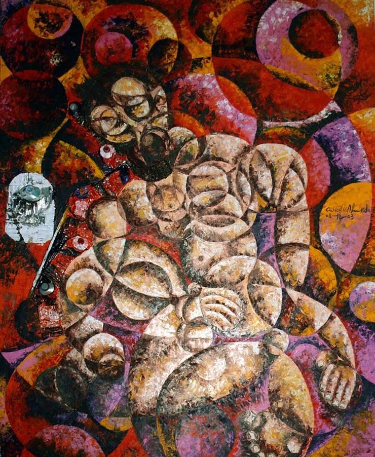 Pintura: Arte  por Custodio Almeida