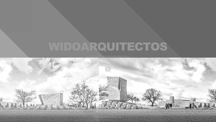 portada:  de estilo  por WIDO Arquitectos