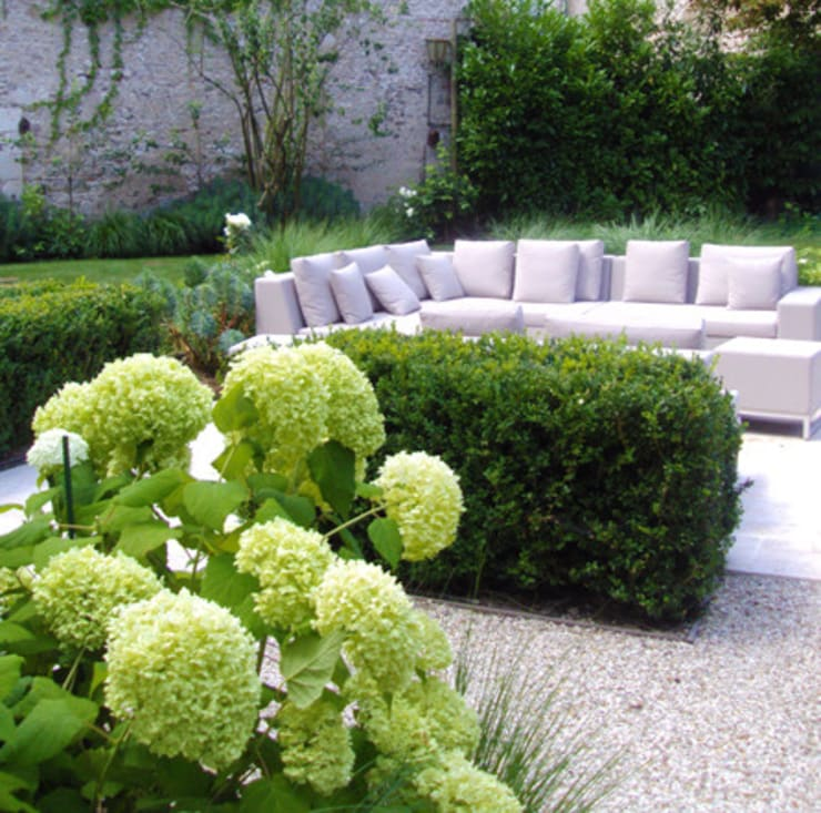 Jardin de style  par Ecologic City Garden - Paul Marie Creation
