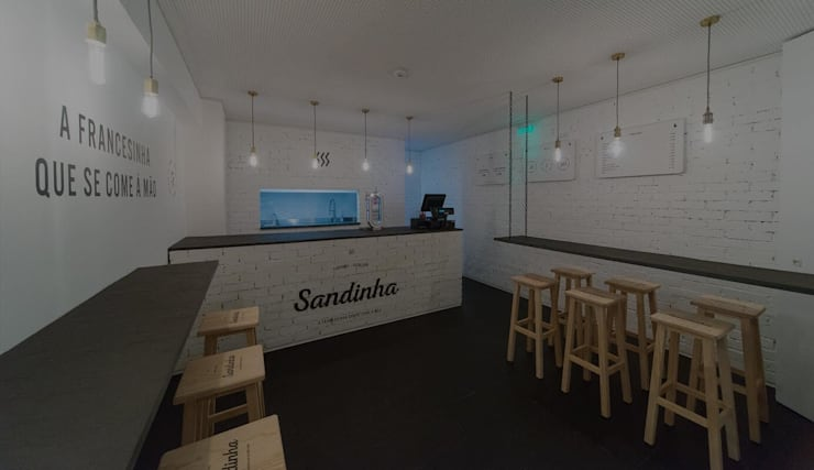 Bares e clubes minimalistas por Prática 04 - Arquitetura e Engenharia Minimalista
