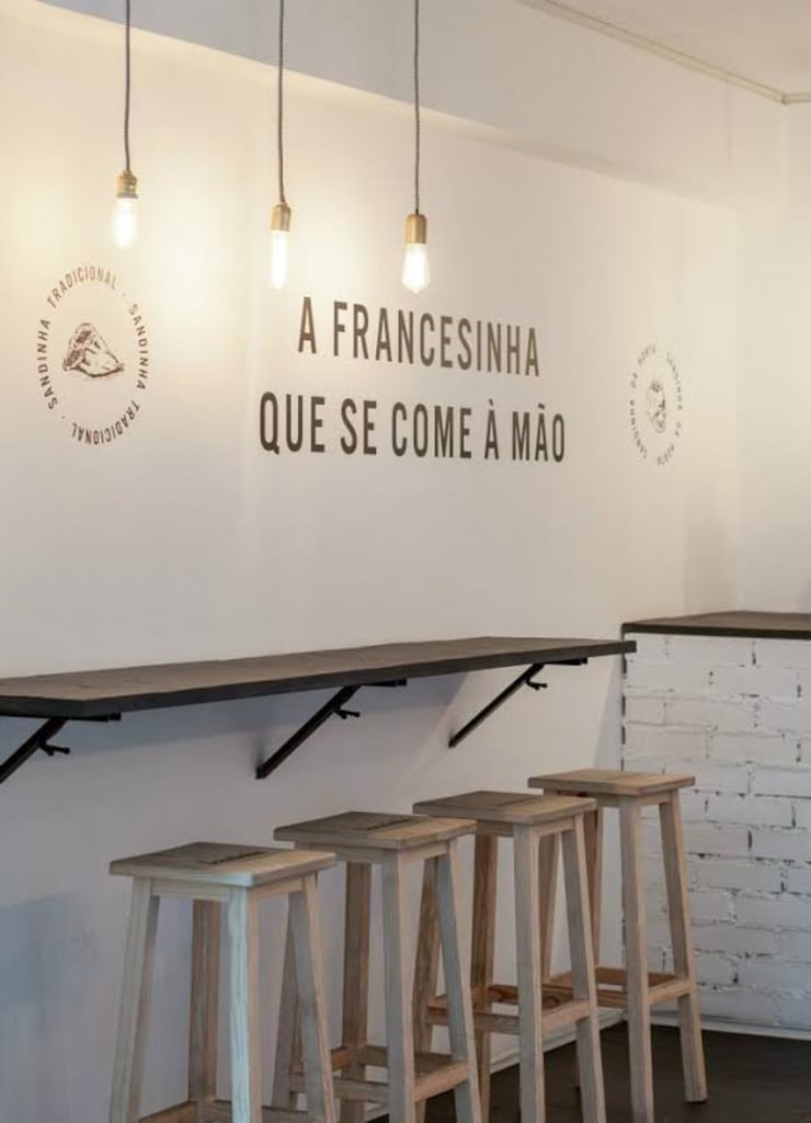 Bar & Klub Minimalis Oleh Prática 04 - Arquitetura e Engenharia Minimalis