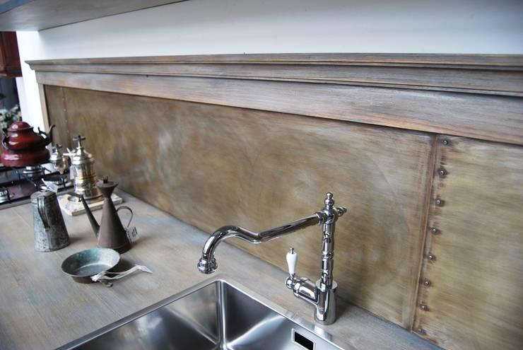 Projekty,  Kuchnia zaprojektowane przez Porte del Passato