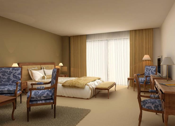 HOTEL ARGÉLIA:   por Mdimension