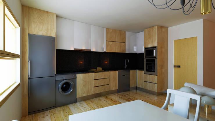 Apartamento Valpaços:   por Mdimension