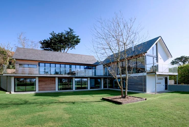 Healthy Gate, Bude, Cornwall:  Houses by Trewin Design Architects