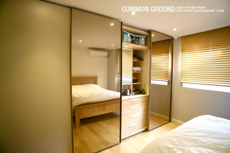 غرفة نوم تنفيذ 커먼그라운드