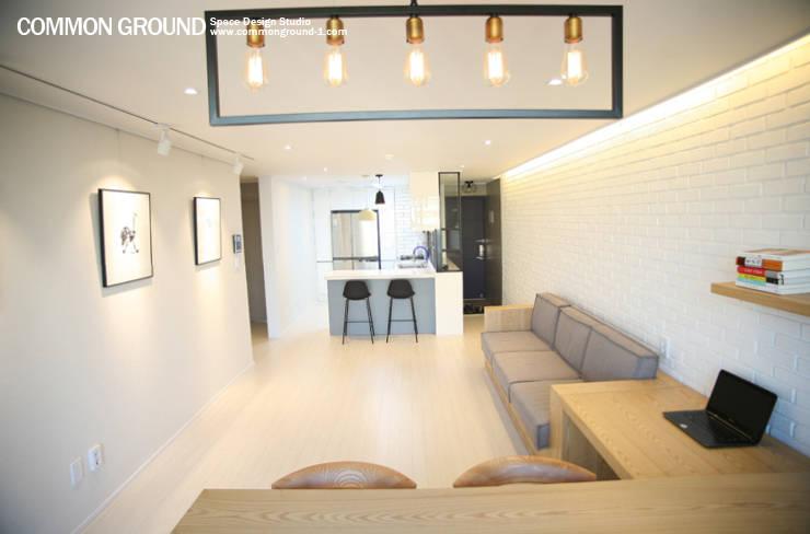 커먼그라운드:  tarz Oturma Odası