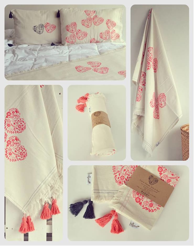 Textiles de Hagakure Hogar Moderno