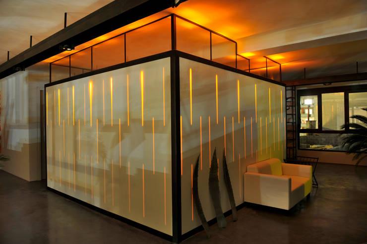 Architekt Zoran Bodrozicが手掛けた浴室