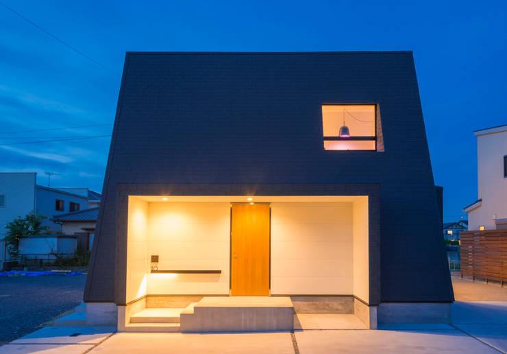 東員の家: ダトリエ一級建築士事務所 LLCが手掛けた家です。