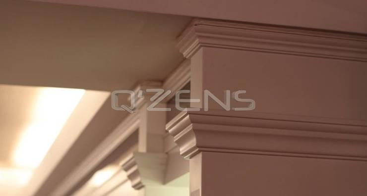 QZENS MOBİLYA – Barışkent Proje Yatırımları:  tarz Ofis Alanları