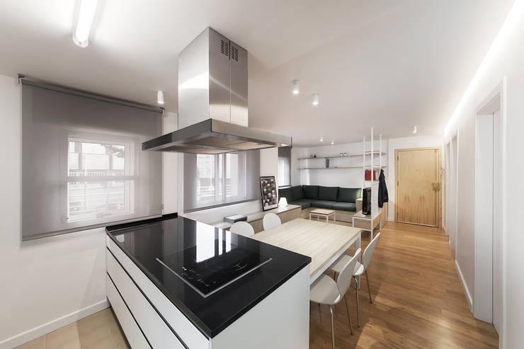 Keuken door Nan Arquitectos