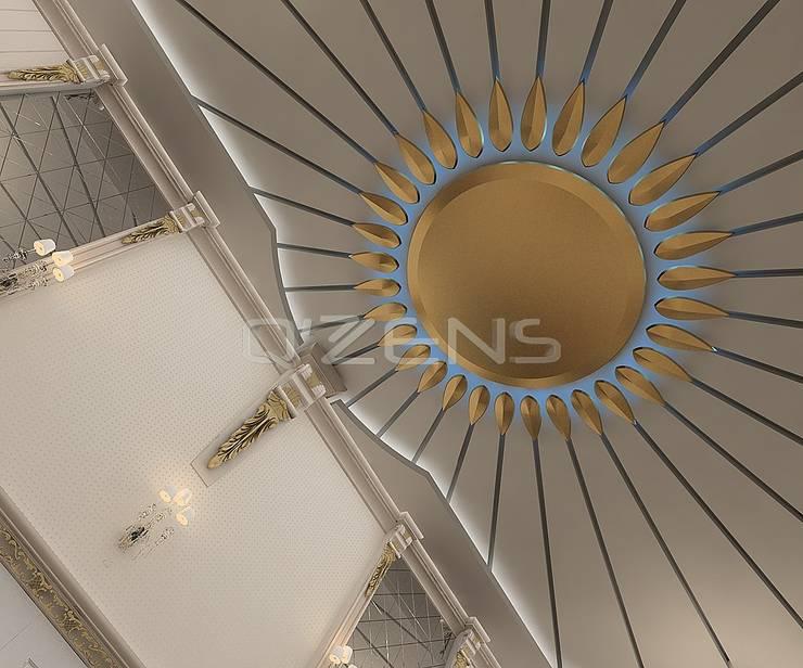 QZENS MOBİLYA – Kazakistan Büyükelçiliği Balo salonu:  tarz