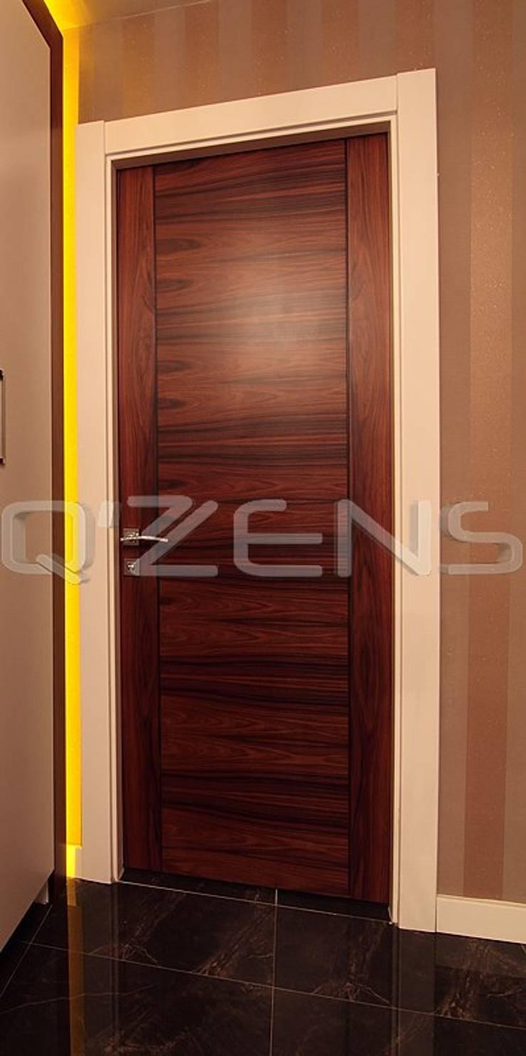 QZENS MOBİLYA – YDS İnşaat Makam Ofisleri:  tarz