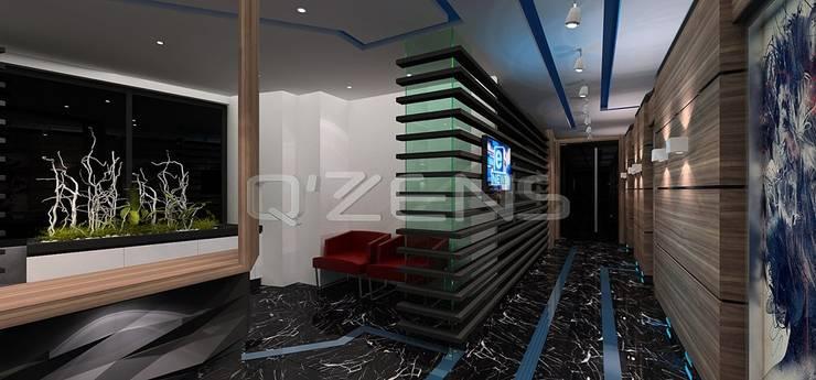 QZENS MOBİLYA – TUGİAD İstanbul Merkez Ofisi:  tarz