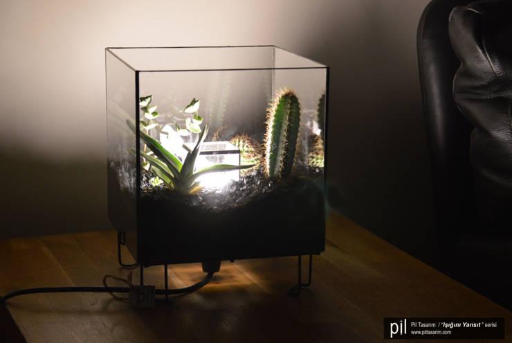 Projekty,  Ogród zaprojektowane przez Pil Tasarım Mimarlik + Peyzaj Mimarligi + Ic Mimarlik