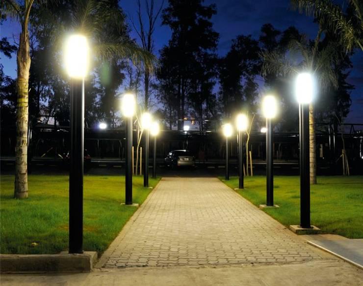 Сад  в . Автор – Griscan diseño iluminación