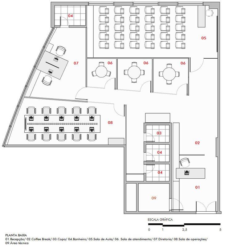 Projeto:   por WW Arquitetura & Construtora