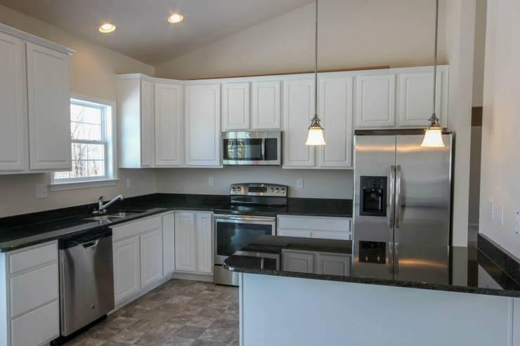 cocina: Cozinhas  por carpin410,Clássico