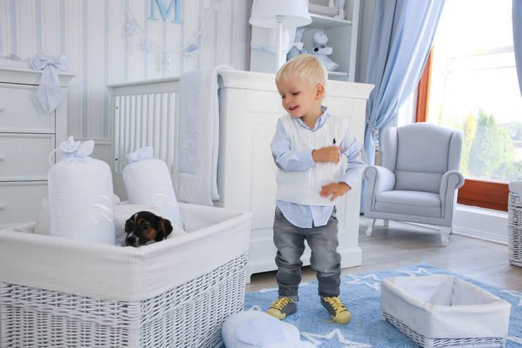 Przechowywanie – jakie to proste!: styl , w kategorii Pokój dziecięcy zaprojektowany przez Caramella