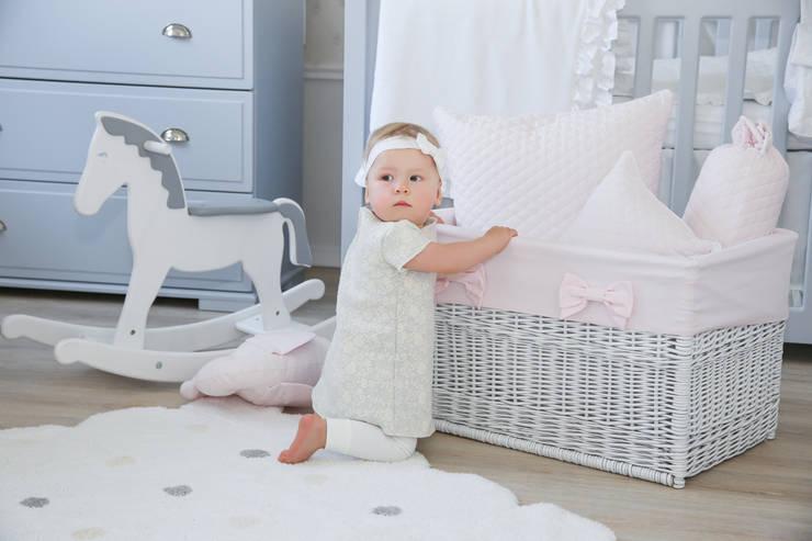 Kosze: styl , w kategorii Pokój dziecięcy zaprojektowany przez Caramella