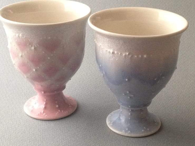 de style  par 佐藤美季, Moderne Porcelaine