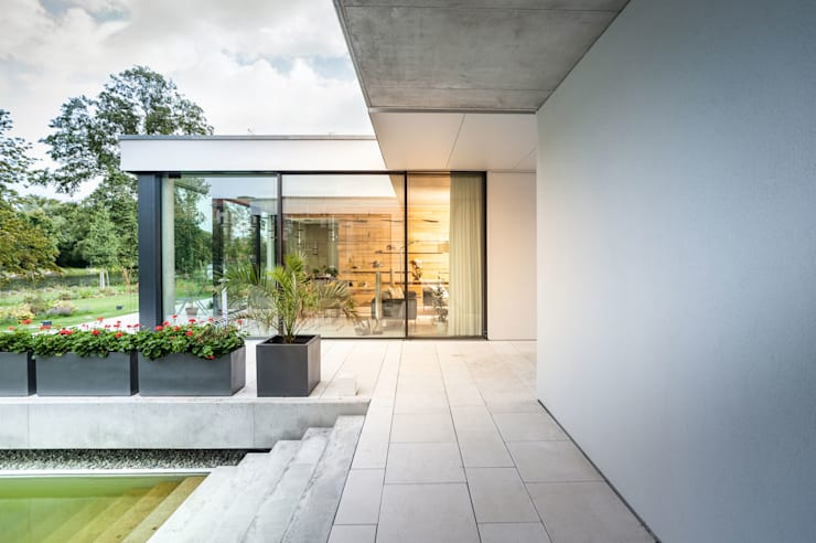 modern Houses by SEHW Architektur GmbH