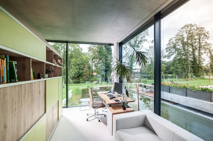 Study/office by SEHW Architektur GmbH