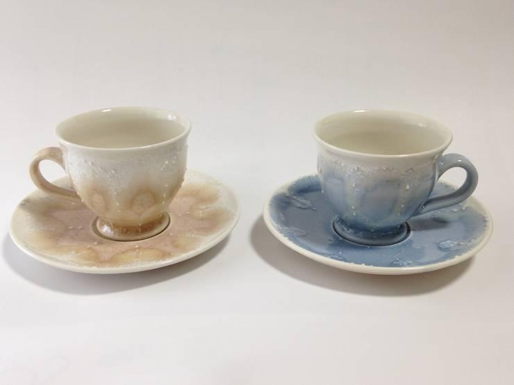 de style  par 佐藤美季, Éclectique Porcelaine