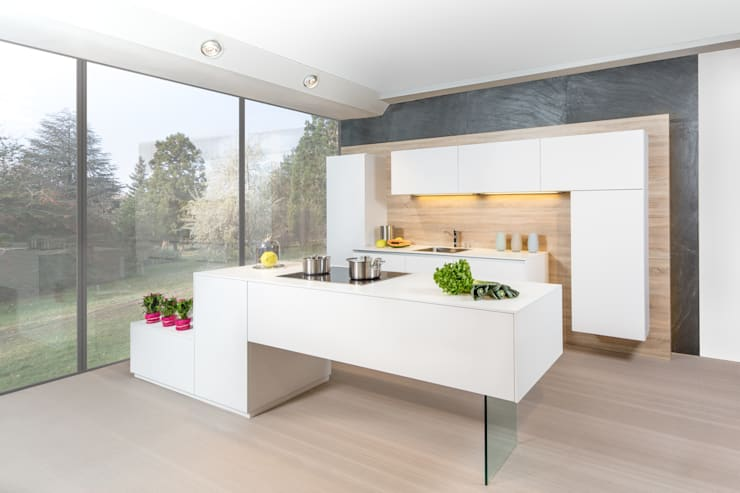kuchenherd im landhausstil design ideen holz, langweilige küchenwand? nicht mit diesen ideen!, Design ideen