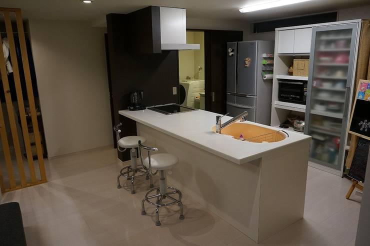 キッチン(kitchen): SHINOMARU 一級建築士事務所が手掛けたです。