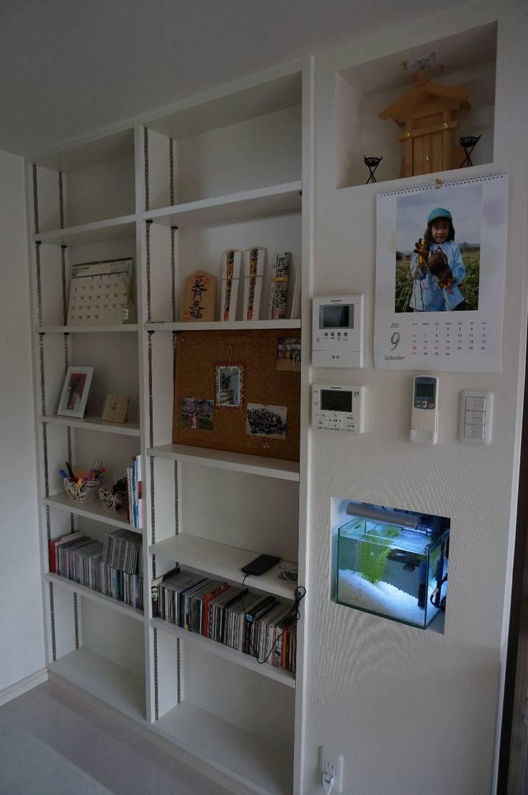 ニッチ(niche): SHINOMARU 一級建築士事務所が手掛けたです。
